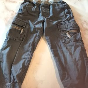 3/$25 Hanna Andersson Cargo Pants 110